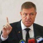 """Iohannis: """"Dacă s-ar graţia corupţii, s-ar da un semnal total greşit în societate"""""""