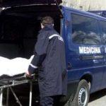 Cadavru în stare de putrefacție, descoperit în râul Crișul Alb
