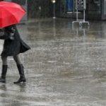 Cod galben de ploi şi vânt în vestul țării