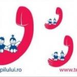 Peste 500 de sesizări la telefonul de urgență al Protecției Copilului, anul trecut
