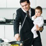 Tăticul modern: între carieră și familie
