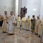 Au fost sfințite lucrările interioare ale bisericii parohiei Șega II-UTA