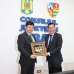 Ambasadorul Republicii Socialiste Vietnam, în vizită oficială la CJ Arad