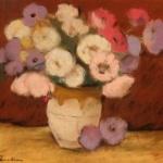 O pictură de Ștefan Luchian – exponatul lunii aprilie la Muzeul de Artă