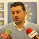 Călin Abrudan s-a retras din cursa pentru șefia PNL Arad