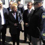 Ministrul de Interne, în inspecție la PTF Nădlac II
