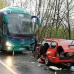 Accident pe DN 7. Cinci persoane au fost rănite