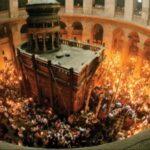 Sfânta Lumină de la Ierusalim va fi adusă, și în acest an, în România