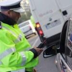 Depistați în trafic, fără permise de conducere