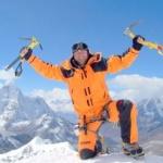 Torok Zsolt şi Vlad Căpuşan, într-o nouă expediţie în Himalaya