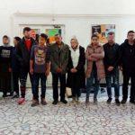 Migranți din Irak și Siria, reținuți la Vărșand