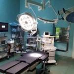 Aparatură performantă la Secția Chirurgie II a SCJU Arad
