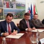 Orașele Arad și Lendava, partenere în mai multe domenii