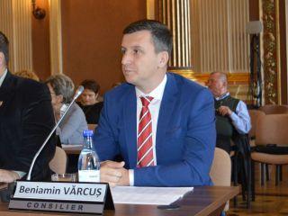"""Beniamin Vărcuş: """"Administraţia Falcă a atins apogeul în ceea ce priveşte nivelul de nesimţire faţă de arădeni"""""""