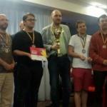 Bronz pentru Vados la Cupa României la șah pe echipe