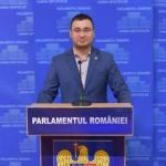 """Glad Varga (PNL): """"Parlamentarii PSD de Arad își arogă merite pe care nu le au"""""""