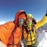 Alpiniştii Torok Zsolt şi Vlad Căpuşan, retraşi la limita supravieţuirii în Himalaya