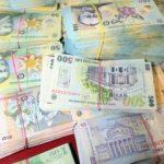 Câți bani au românii în conturi la bănci