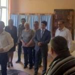Candidatul PNL și-a depus candidatura pentru Primăria comunei Covăsânț
