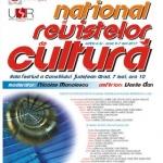 Colocviul Naţional al Revistelor de Cultură din România, la Arad. PROGRAM