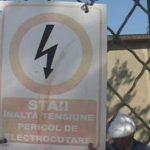 Anchetă după ce un bărbat a murit electrocutat