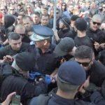 Derby la Timișoara. Suporteri ai echipei UTA, duși la Poliţie