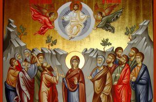 Înălţarea Domnului, sărbătoarea naţională bisericească a eroilor