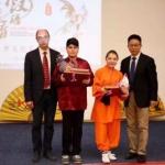 Elevă din Arad, locul I la concursul național de limba chineză