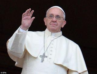 În mesajul de Anul Nou, papa Francisc i-a îndemnat pe creştini să aibă grijă unii de alţii