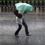 Avertizare meteo. Ploi torenţiale, vijelii şi grindină