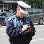 Peste 600 de amenzi date de polițiștii arădeni
