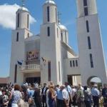 Sfinţire de biserică în Parohia Arad – Grădişte II