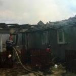 O locuință din Dud a ars din cauza unui aparat de gătit nesupravegheat