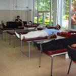 O nouă acțiune de donare de sânge în Arhiepiscopia Aradului