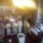 Hramul Paraclisului Episcopal din Cimitirul Pomenirea