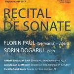 """Concert simfonic la Colegiul de Arte """"Sabin Drăgoi"""""""