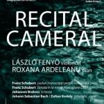 "Recital cameral la Colegiul de arte ""Sabin Drăgoi"" din Arad"
