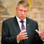 Preşedintele Klaus Iohannis şi-a publicat declaraţia de avere