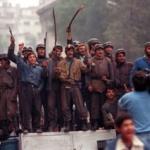 Ion Iliescu, Petre Roman, Miron Cozma, trimişi în judecată în dosarul mineriadei din 1990
