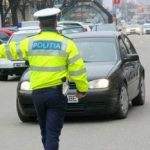 Pedepse mai aspre pentru șoferii care nu opresc la semnalele poliţiştilor