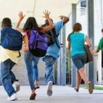 Elevii din învăţământul primar şi preşcolarii, în vacanţă
