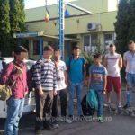 17 migranţi depistaţi la frontiera arădeană