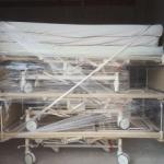 O asociație din Germania a donat paturi Spitalului Județean Arad