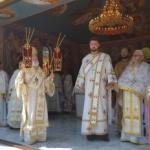 Sfântul Proroc Ilie Tesviteanul, sărbătorit la Mănăstirea Feredeu