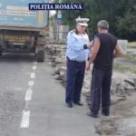 Acțiuni ale polițiștilor în municipiul și județul Arad