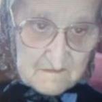 Femeie de 83 de ani, din Arad, căutată de familie și Poliție