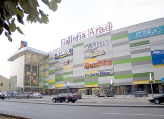 Avarie la rețeaua electrică la Galleria Mall