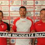 Portarul Branko Grahovac, noua achiziție a clubului UTA