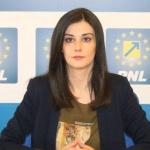 """Isabela Rabotka: """"PSD taie  banii Aradului și aruncă vina pe cei care nu sunt la guvernare"""""""