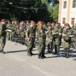"""Batalionul 191 Infanterie """"Colonel Radu Golescu"""" din Arad participă la """"Brave Warrior 17"""""""